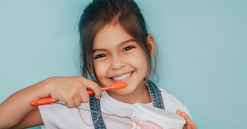 Child-smile