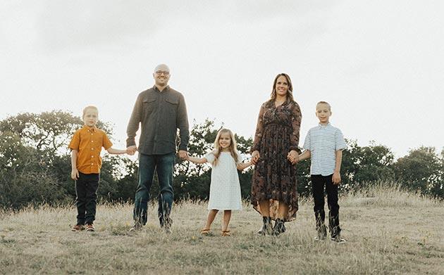 Logan Miller's Family